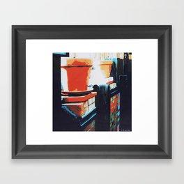 GATERA STUDY 45 Framed Art Print