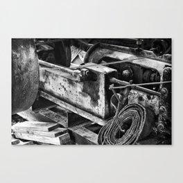 Machined Dream 01 Canvas Print