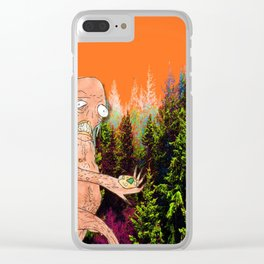 Hay Faggot, I don't want this Clear iPhone Case