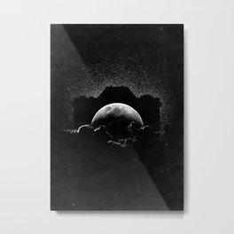 Cameramoon Metal Print