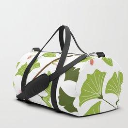 tree leaves #762 Duffle Bag