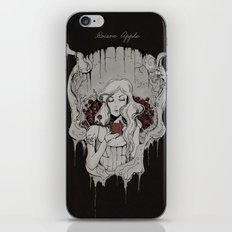 Poison Apple iPhone Skin