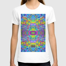 Klimt Tree of Life Mandala T-shirt