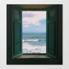 Atlantic Morning Canvas Print