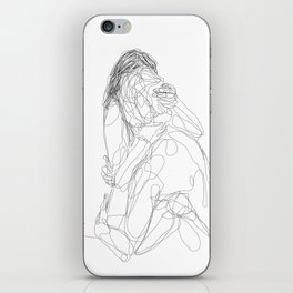 Snooze more often iPhone Skin