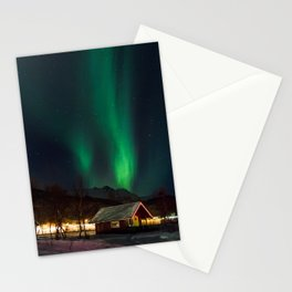 Under The Lights Stationery Cards