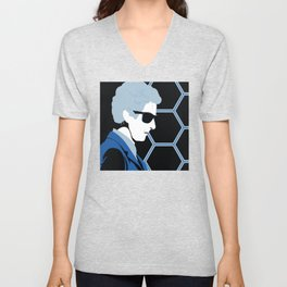 The 12th Doctor Unisex V-Neck