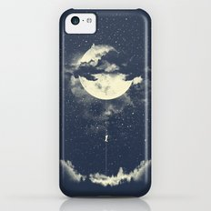 MOON CLIMBING iPhone 5c Slim Case