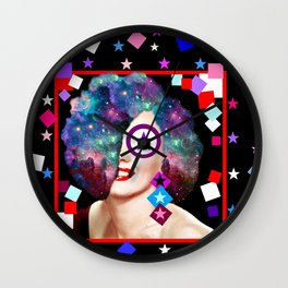 Marilyn Modern *Star Collection* Wall Clock
