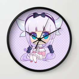 Kanna Kamui Wall Clock