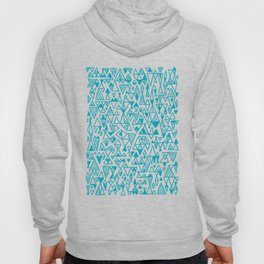 Abstract geometric pattern I Hoody