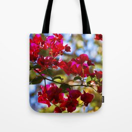 Bougainvillea I Tote Bag
