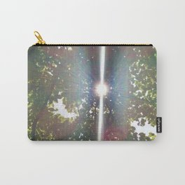 Iridescent Wings Carry-All Pouch
