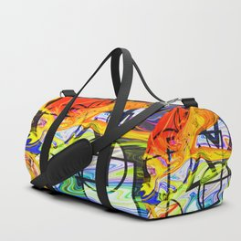 So Much On My Mind Duffle Bag
