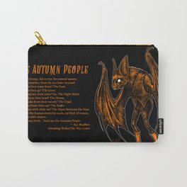 Autumn People 2 Carry-All Pouch