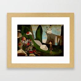 Farwells Framed Art Print