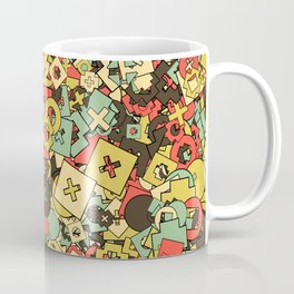 Nineteen Shapes Coffee Mug