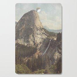 Nevada Falls Yosemite Cutting Board