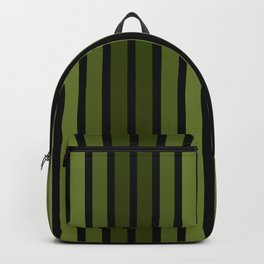 Greenish Backpack