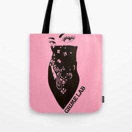 Bandana Girl Tote Bag