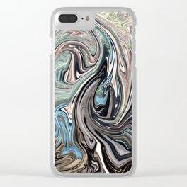 Tara Clear iPhone Case