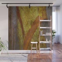 Tree Bark Abstract # 13 Wall Mural