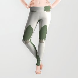 Cut your own Christmas tree (Patterns Please) Leggings