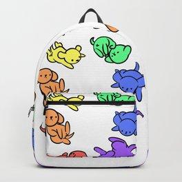 Rainbow Puppies - Loop Backpack