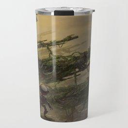 Lone Soldier Travel Mug