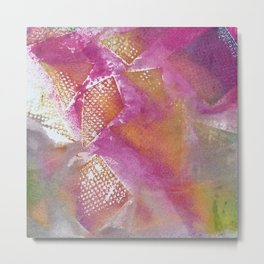Abstract No. 328 Metal Print