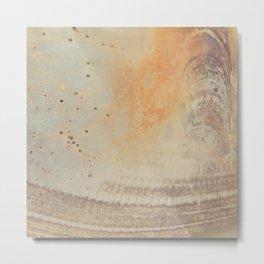 Descent into the Sea Metal Print