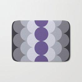 Gradual Ultra Violet Bath Mat