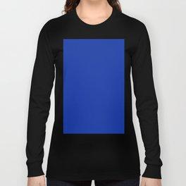 color Egyptian blue Long Sleeve T-shirt