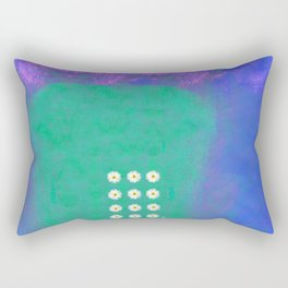 Urban gardening Rectangular Pillow