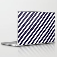 uncharted Laptop & iPad Skins featuring Uncharted Lines by Social Proper