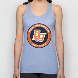 Bowling Green Hot Rods Unisex Tank Top