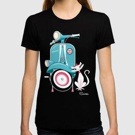 Love Scooter T-shirt