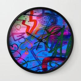 Microworld Wall Clock