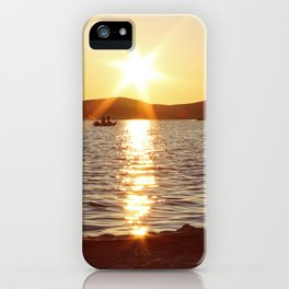 Photo of Silver Lake iPhone Case