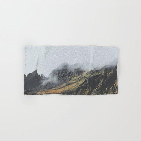 Grundarfjörður, Iceland Hand & Bath Towel