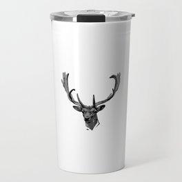 "A Nice Shooting Tee For Hunters Saying ""Echte Manner Jagen Ihr Essen"" T-shirt Design Hunting Rifle Travel Mug"