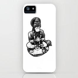 Hanuman Yoga iPhone Case