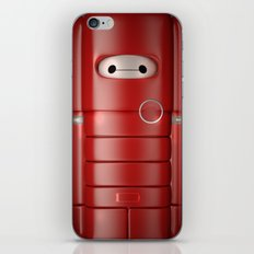 Personal Healthcare companion....O--O iPhone & iPod Skin