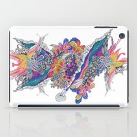 psych iPad Cases featuring Psych by Sushibird