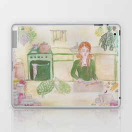 Taurus Witch Laptop & iPad Skin