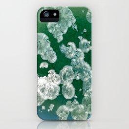 Simon Pierce Glassblowing, Vermont iPhone Case