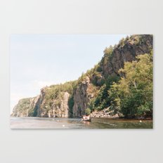echo Canvas Print