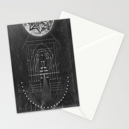 Picasso's Sky Stationery Cards