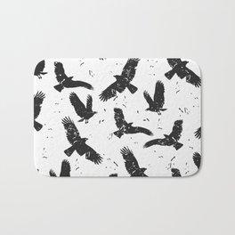 Flying Feathers Bath Mat
