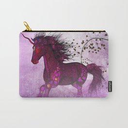 Wonderful unicorn in the sky Carry-All Pouch